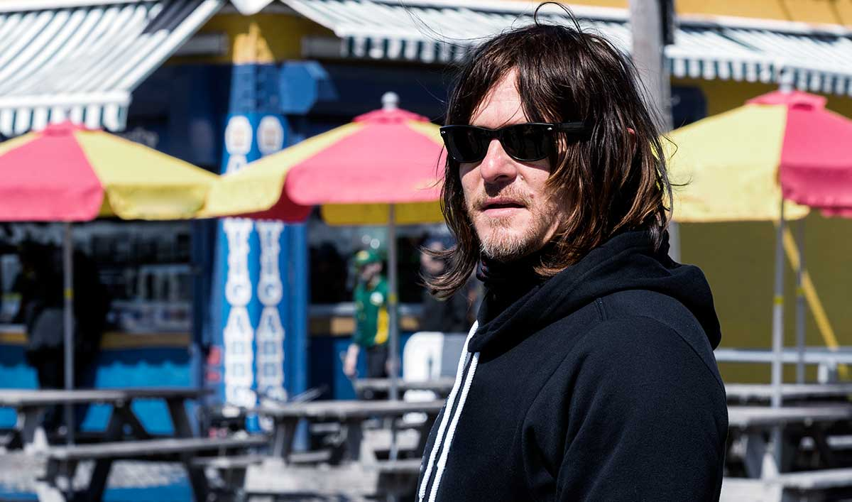 Extras for <em>Ride With Norman Reedus</em> Season Finale
