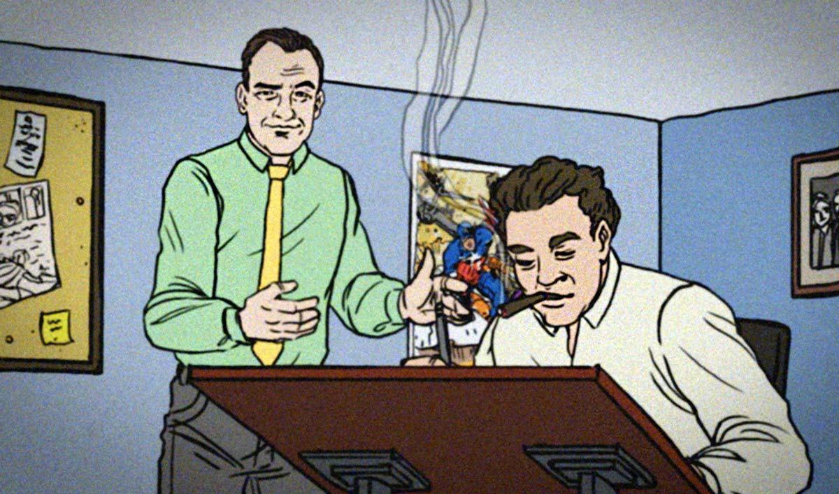Stan Lee on the Partnership Behind Marvel's Most Memorable Heroes