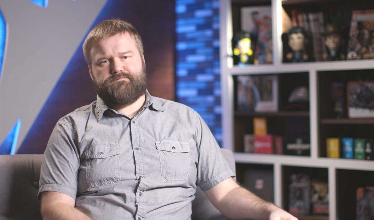 How a Chance Meeting Changed Robert Kirkman's Career Forever