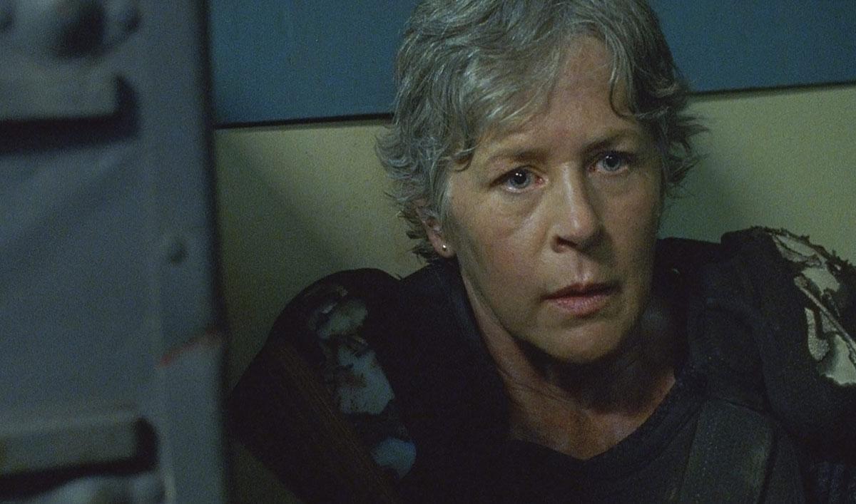 Sneak Peek of <em>The Walking Dead</em> Episode 4 — Carol Is Alive, but Is Anybody Else?