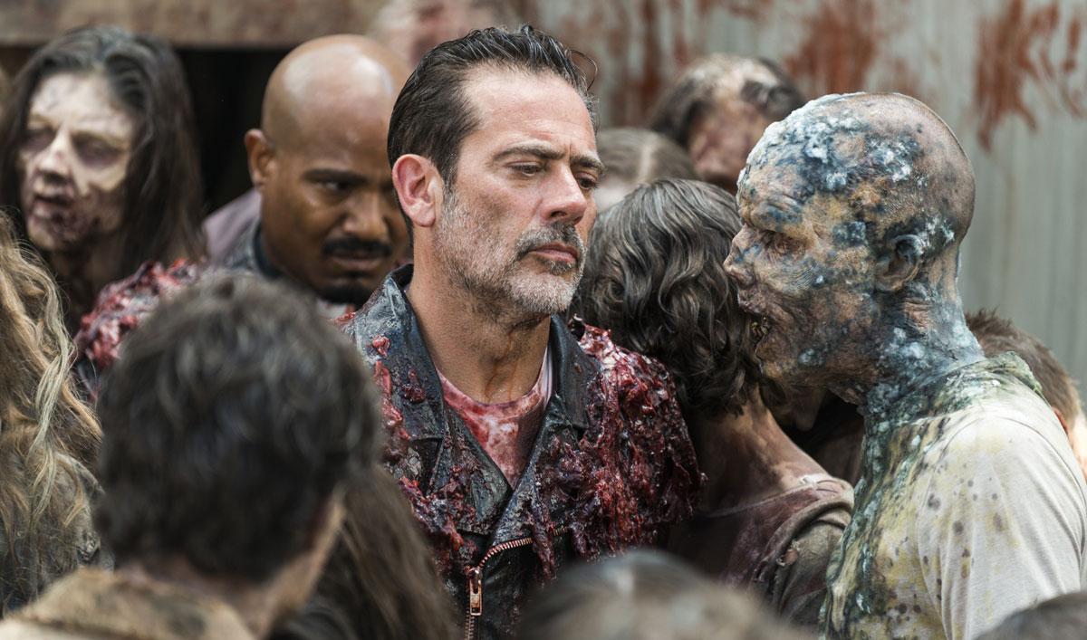 Inside the Surprising Confession Negan Makes to Father Gabriel in <em>The Walking Dead</em> Episode 5