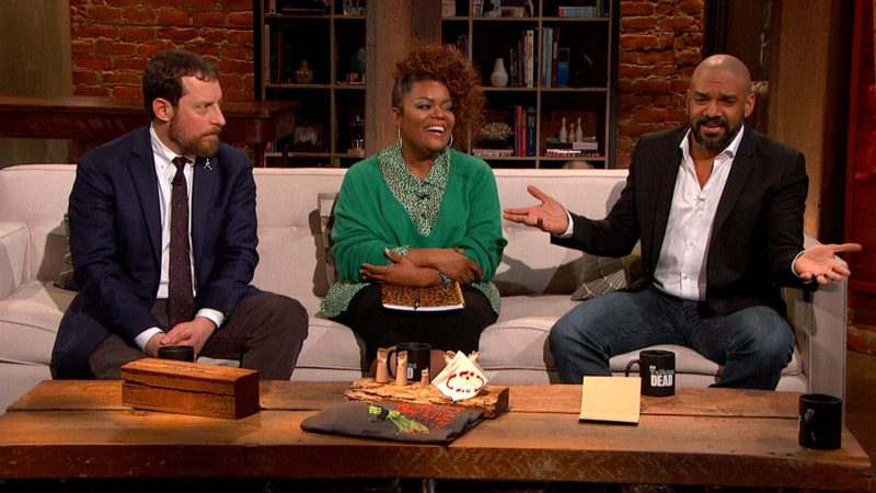 Bonus Scene: Talking Dead: Season 8, Episode 8