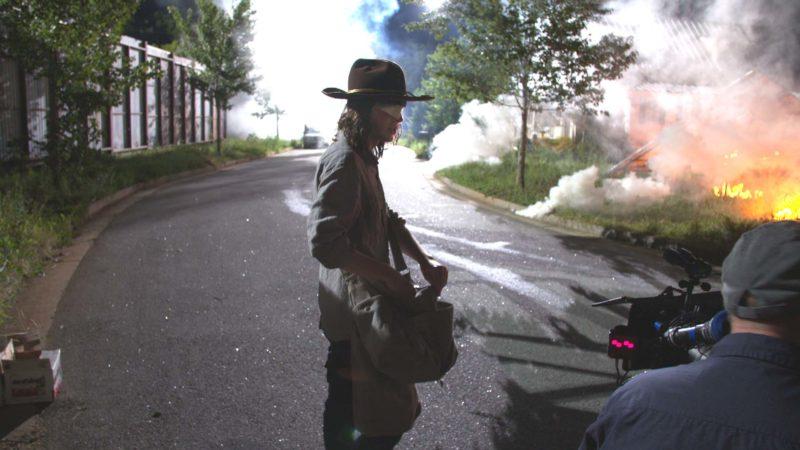(SPOILERS)Making Of The Walking Dead: Season 8, Episode 8