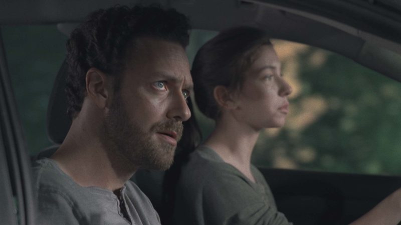 The Walking Dead: The Opening Minutes of Season 8, Episode 8