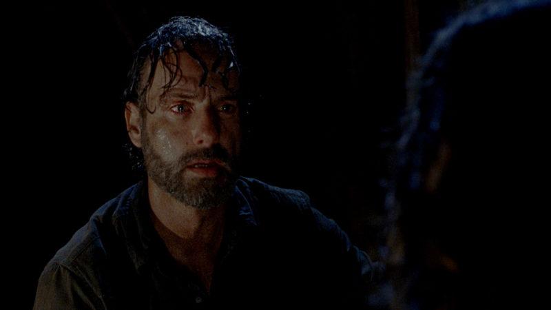 (SPOILERS) Talked About Scene from The Walking Dead: Season 8, Episode 8