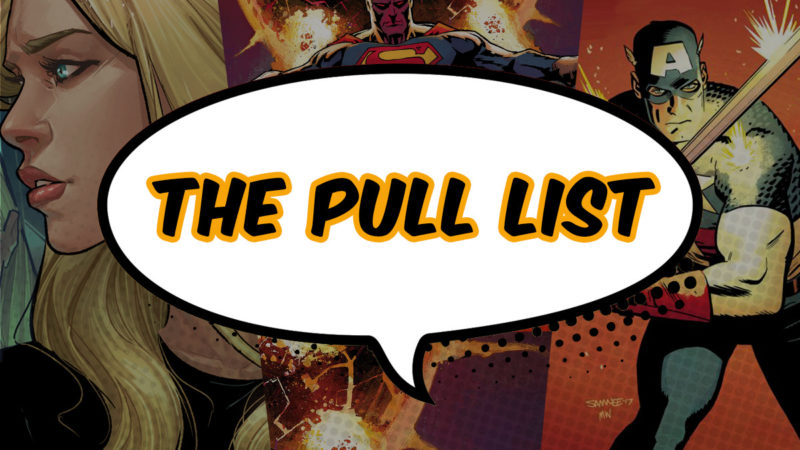 <em>Comic Book Men</em> Pull List: Week of December 6, 2017