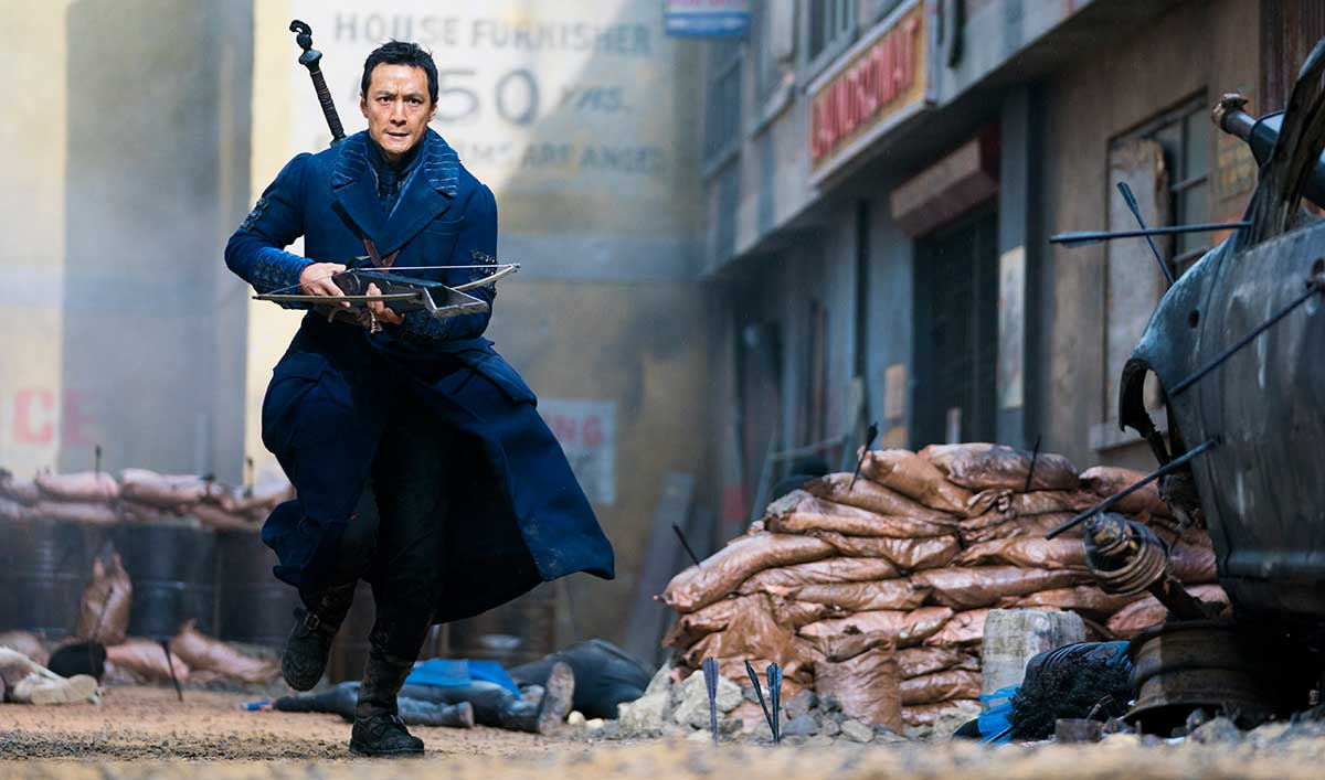 New Characters Revealed in First-Look Photos From Season 3 of <em>Into the Badlands</em>