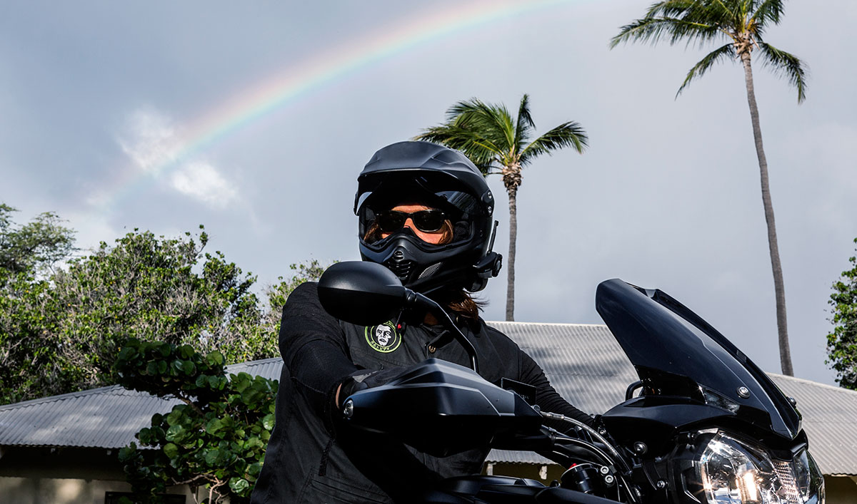 Norman Takes On the Sun-Soaked Beaches of Hawaii