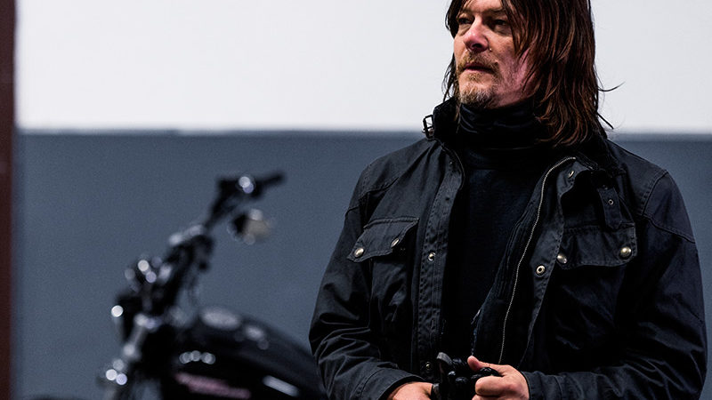 Ride With Norman Reedus Episode 6 Q&A – Norman Reedus