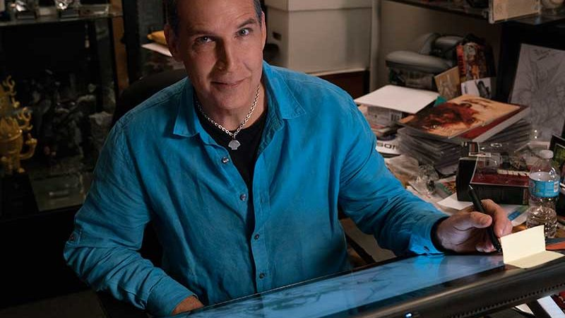 Robert Kirkman's Secret History of Comics Episode 6 Q&A – Todd McFarlane