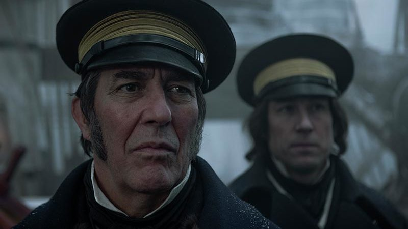 The Terror First-Look Photos Season 1