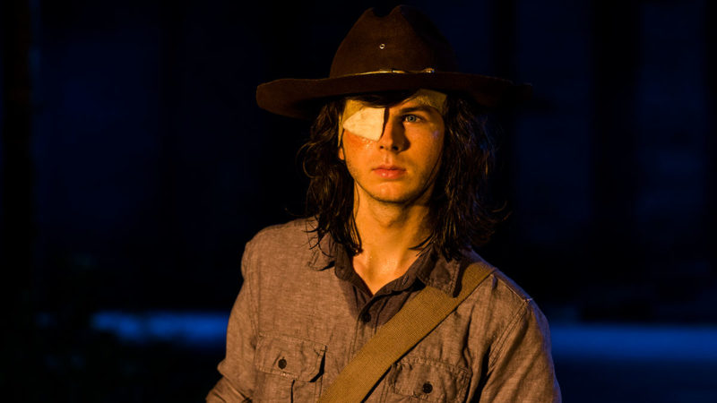 Extras for the Mid-Season Finale of <em>The Walking Dead</em>