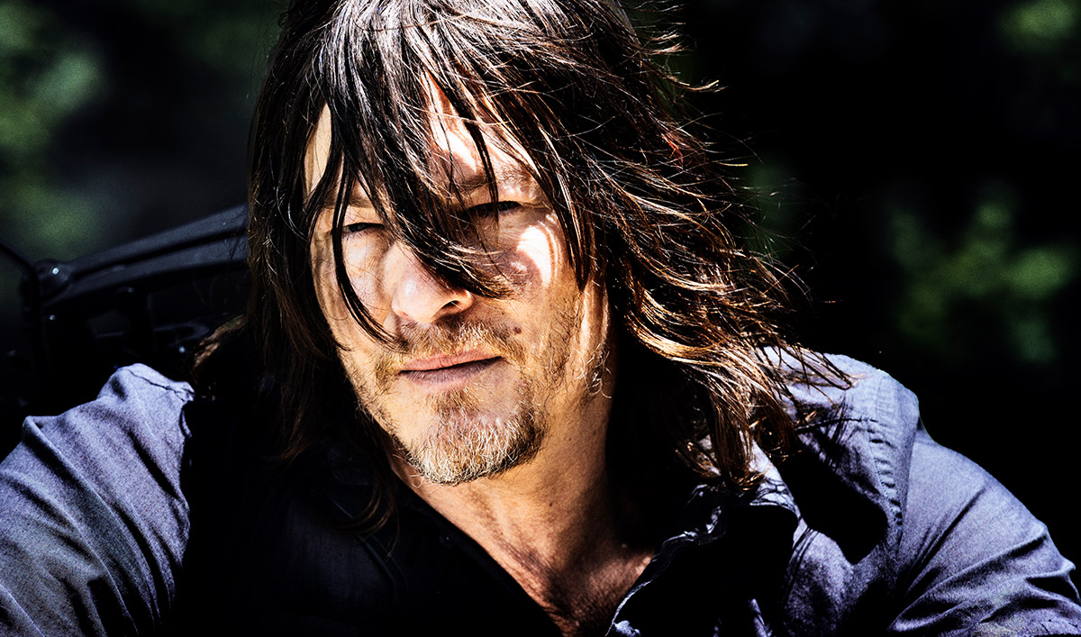 Norman Reedus Says He &#8220;Could Play Daryl Dixon Forever&#8221; at <em>Variety</em>&#8216;s Entertainment Summit at CES