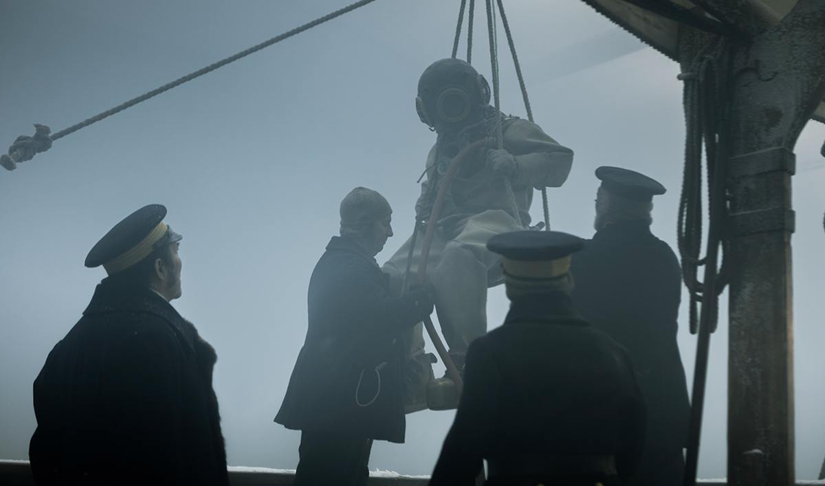 Watch the Trailer for AMC&#8217;s New Suspense Thriller <em>The Terror</em>