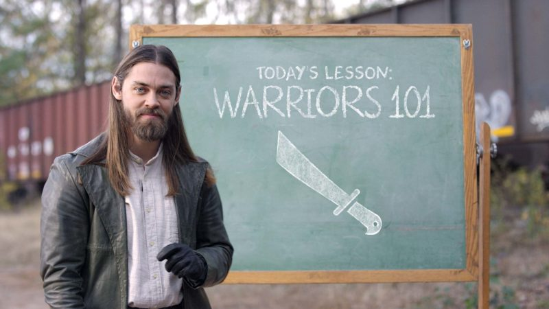 Playtime With Jesus: Warrior 101