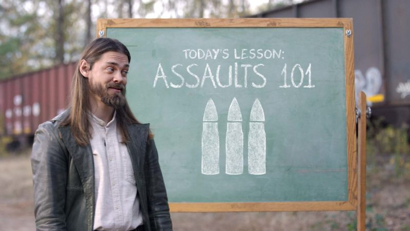 Playtime With Jesus: Assault 101