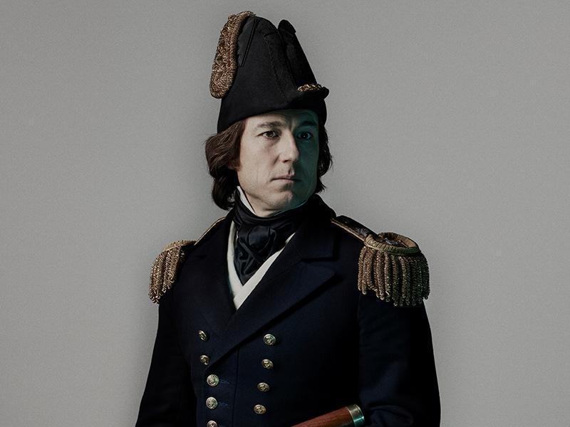 Captain James Fitzjames