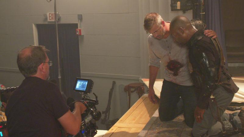 (SPOILERS) Making of The Walking Dead: Season 8, Episode 9