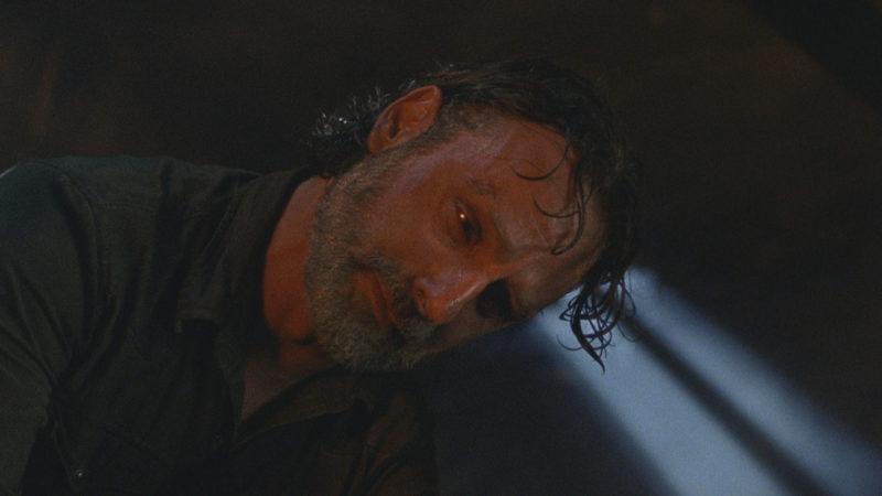 (SPOILERS) Talked About Scene from The Walking Dead: Season 8, Episode 9