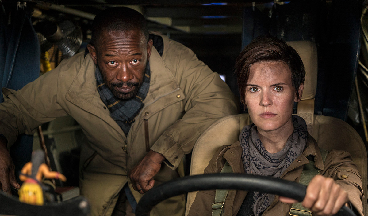 <em>IGN</em> Shares Season 4 Teasers; <em>HeyUGuys</em> Interviews Lennie James