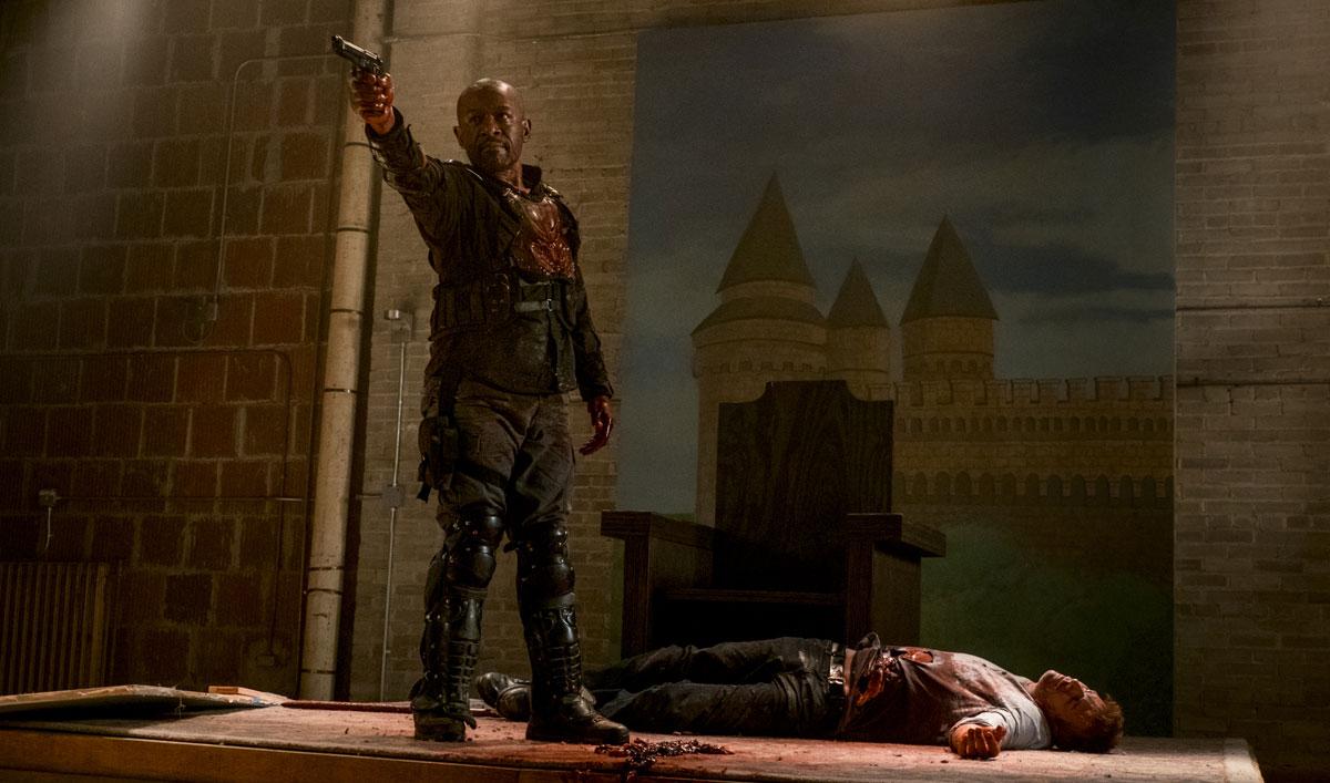 How They Made That Gruesome Disembowelment Scene in <em>The Walking Dead</em> Season 8 Mid-Season Premiere