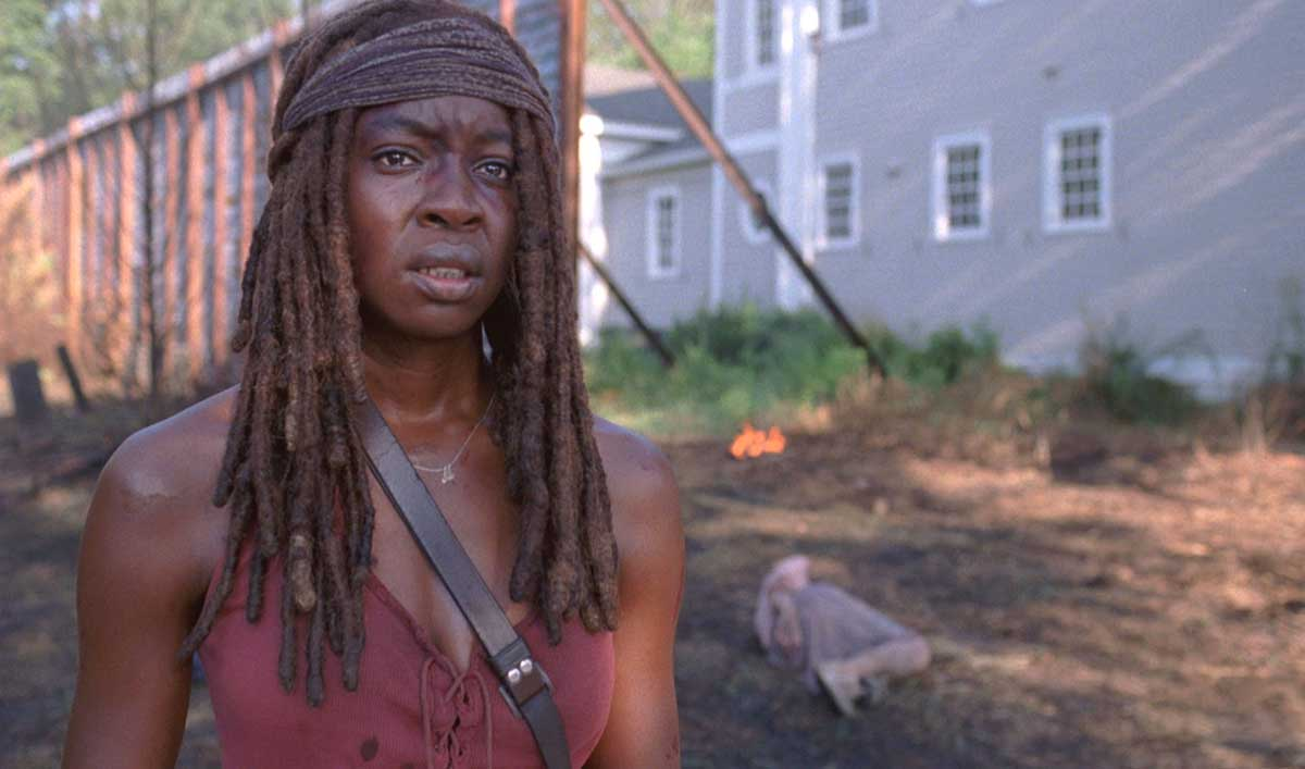 When the Games Are Over, Get Back to What You Love: <em>The Walking Dead</em>