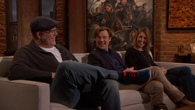 Talking Dead: Bonus Scene: Season 8, Episode 11