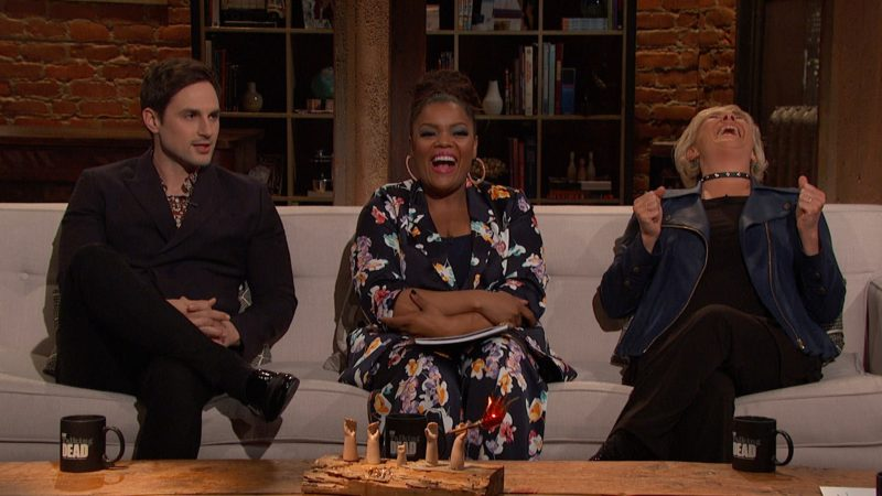 Bonus Scene: Talking Dead: Season 8, Episode 12