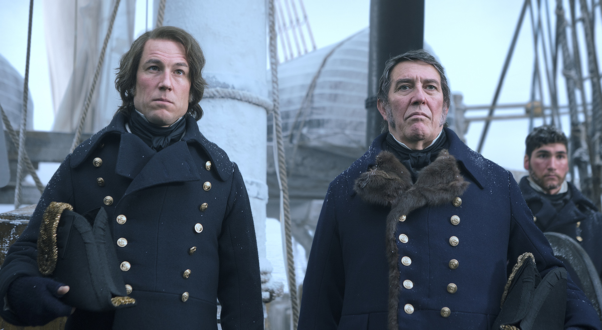 The Tense Two-Hour Series Premiere of <em>The Terror</em> — Watch Now