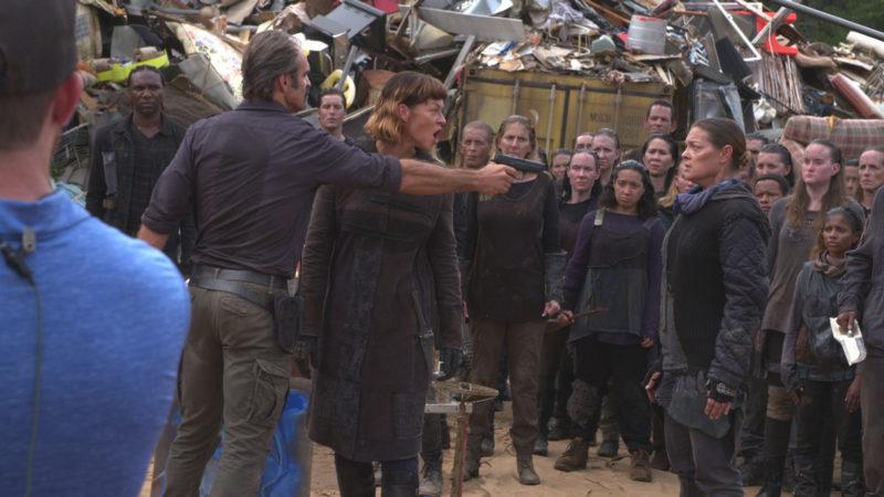(SPOILERS) Making of The Walking Dead: Season 8, Episode 10