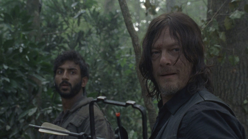 Sneak Peek of The Walking Dead: Season 8, Episode 11