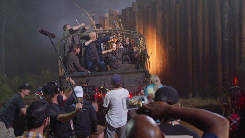 (SPOILERS) Making of The Walking Dead: Season 8, Episode 13