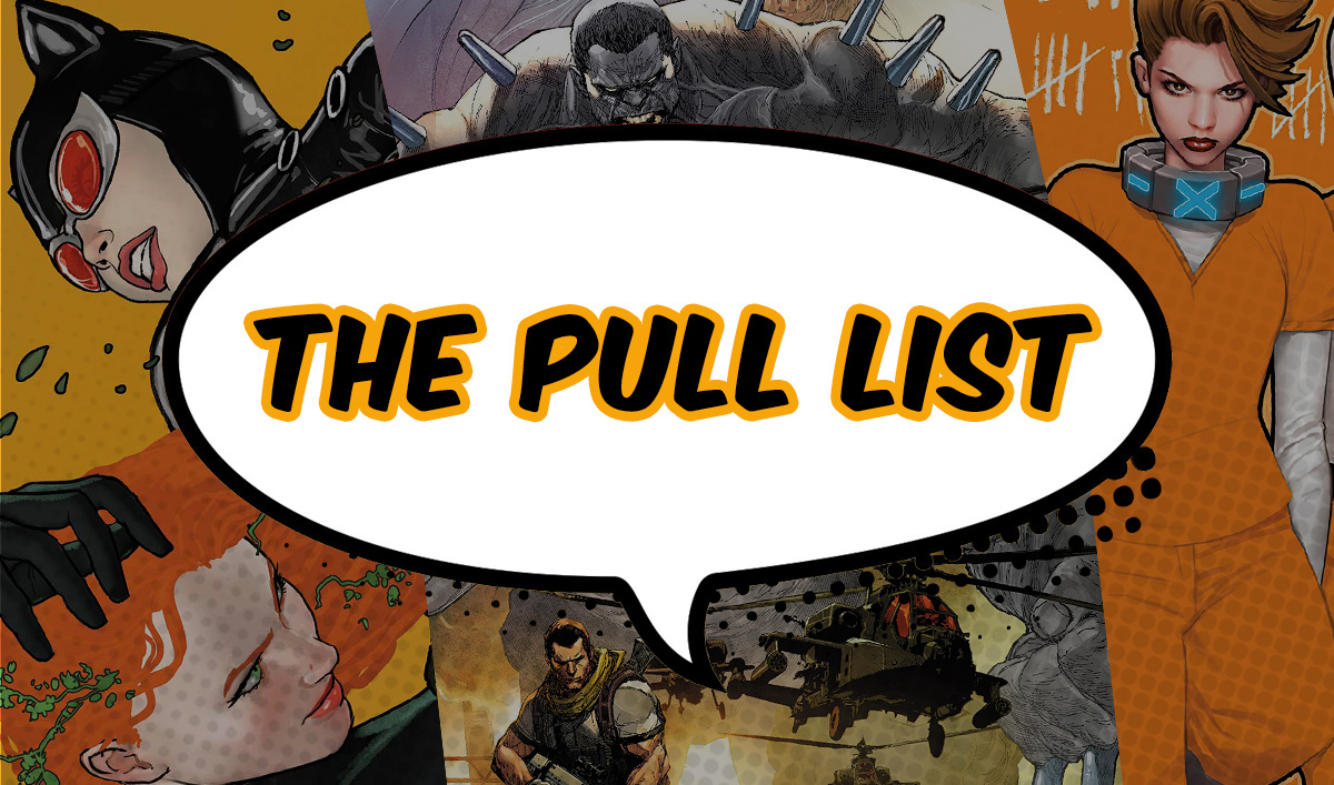 <em>Comic Book Men</em> Pull List: Week of March 21, 2018