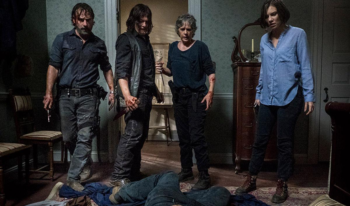 Norman Reedus Teases Season Finale to <em>EW</em>; <em>THR</em> on Carol&#8217;s Story Parallels