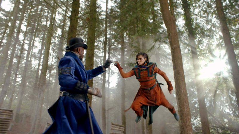 Into the Badlands Season 3 Teaser: Pilgrim
