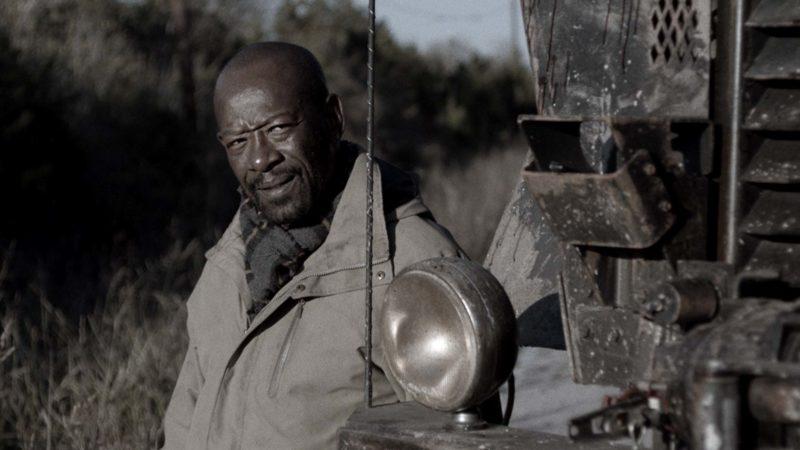 (SPOILERS) Talked About Scene from Fear the Walking Dead: Season 4, Episode 1
