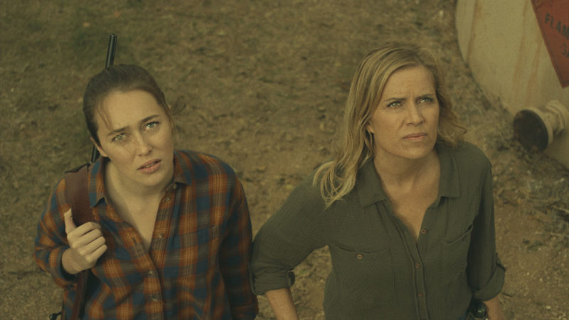 Sneak Peek of Fear the Walking Dead: Season 4, Episode 2