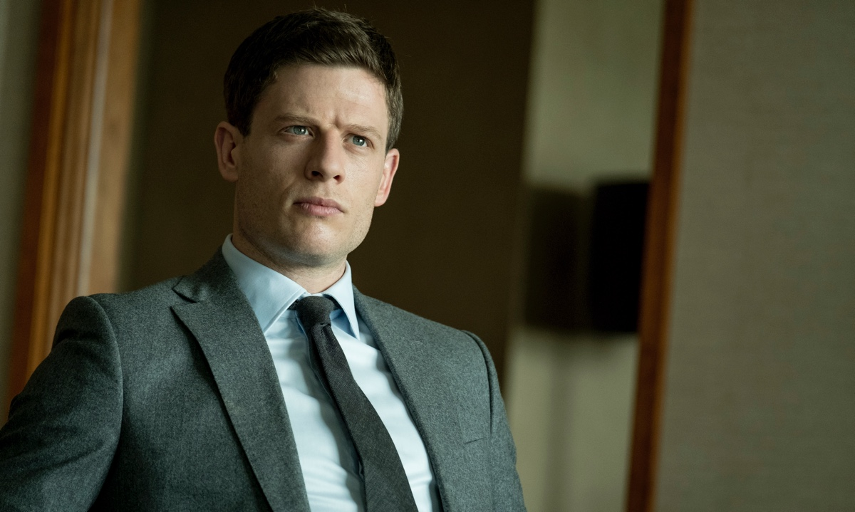Extras for <em>McMafia</em> Episode 6