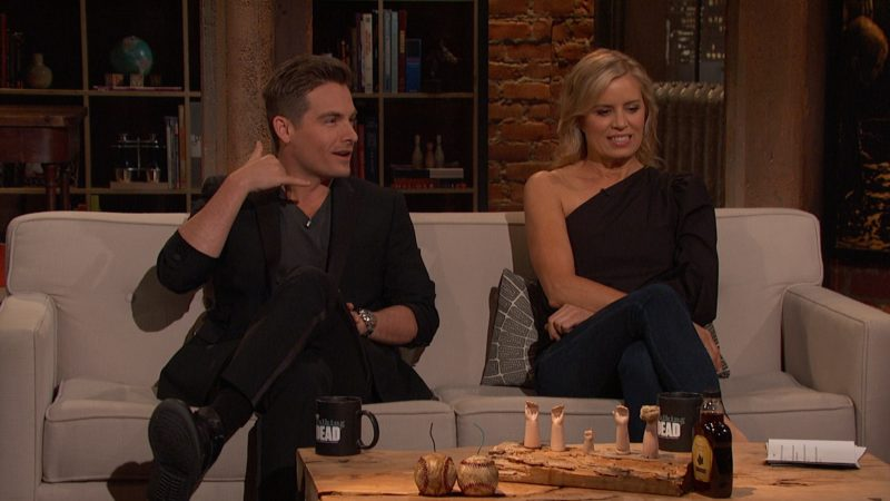 Highlights: Talking Dead: Season 8, Episode 17