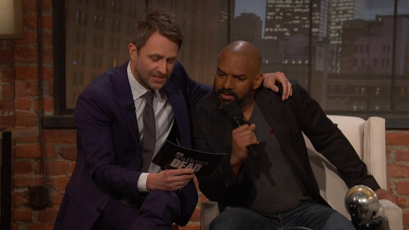 Highlights: Talking Dead: Season 8, Episode 14