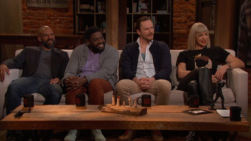 Bonus Scene: Talking Dead: Season 8, Episode 14