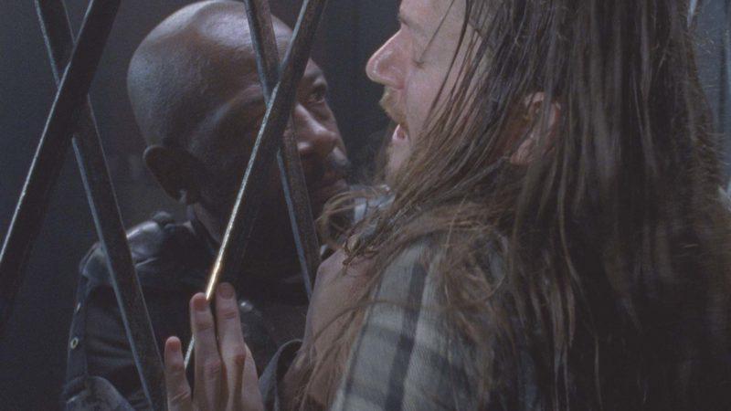 (SPOILERS) Talked About Scene from The Walking Dead: Season 8, Episode 14