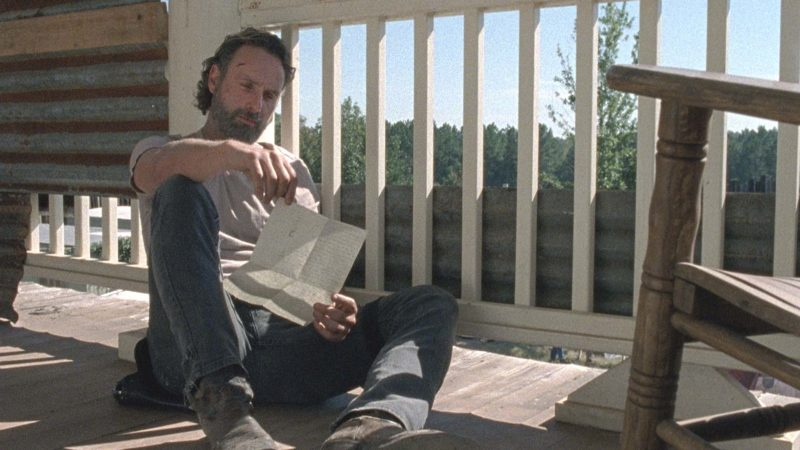 The Walking Dead: The Opening Minutes of Season 8, Episode 15