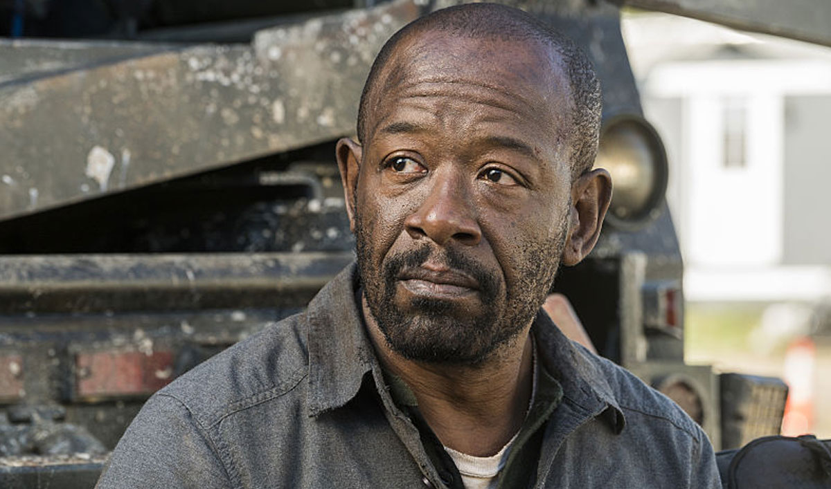Sneak Peek of <em>Fear the Walking Dead</em> Season 4 Premiere: Morgan Tries to Clear His Conscience