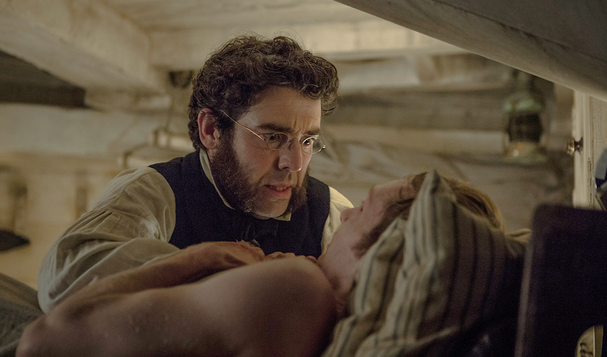 <em>The Terror</em> Q&#038;A — Paul Ready (Doctor Henry Goodsir)