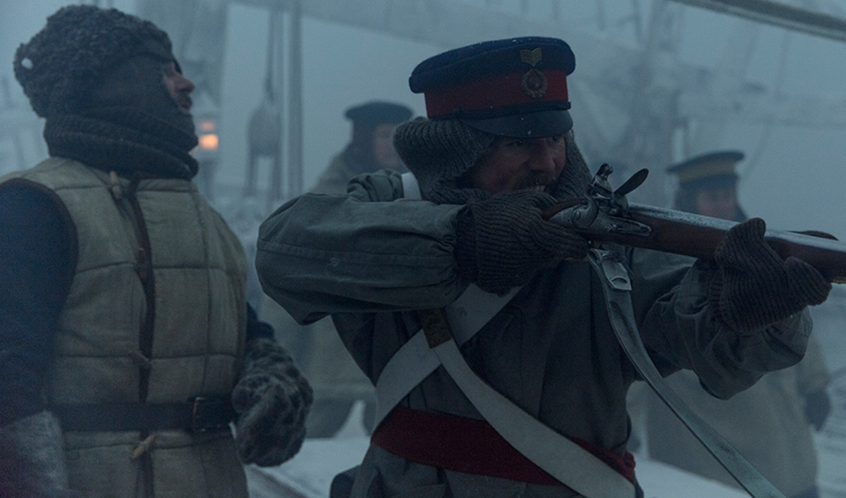 <em>THR</em> Recommends <em>The Terror</em>; <em>IndieWire</em> on Tuunbaq Attack