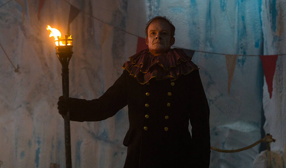 <em>IndieWire</em> Goes BTS of <em>Terror</em>&#8216;s Carnivale; <em>Yahoo</em> Interviews Ridley Scott