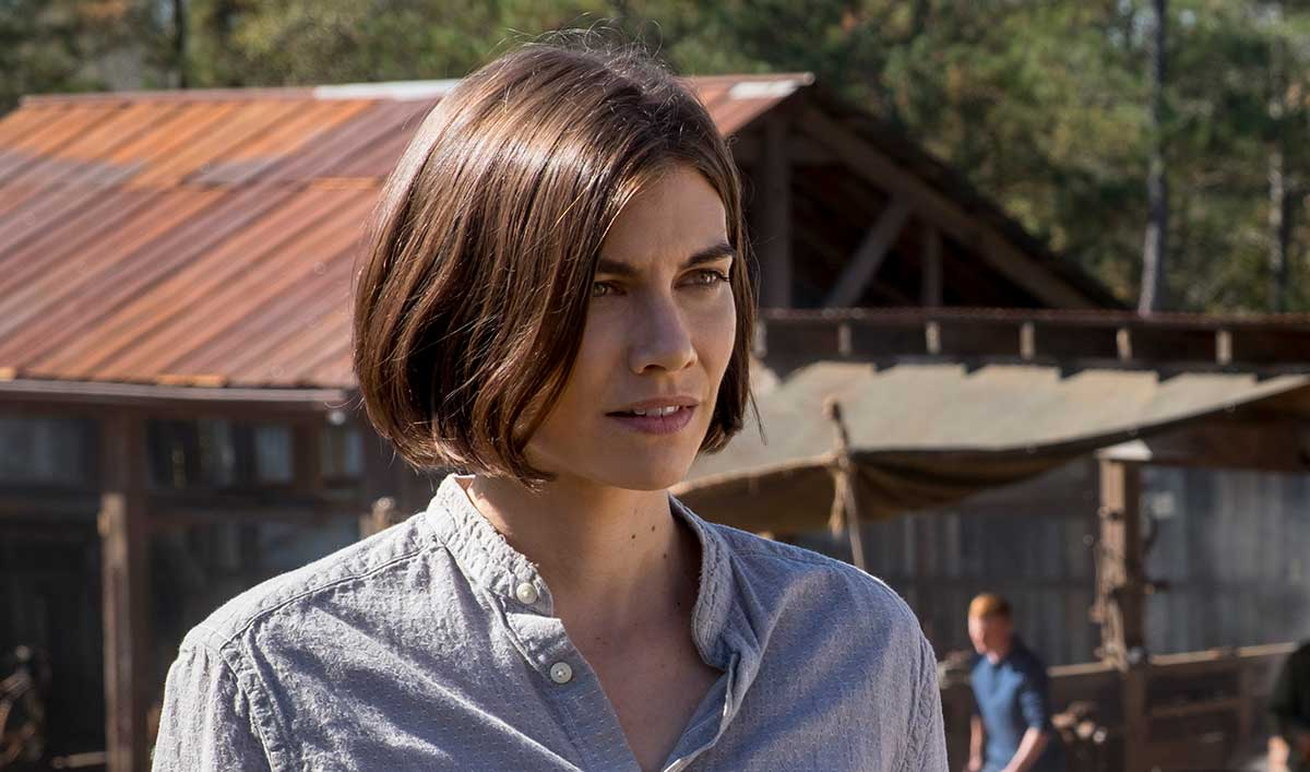 Extras for <em>The Walking Dead</em> Season 8 Finale