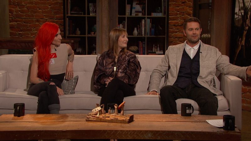 Bonus Scene: Talking Dead: Season 8, Episode 21