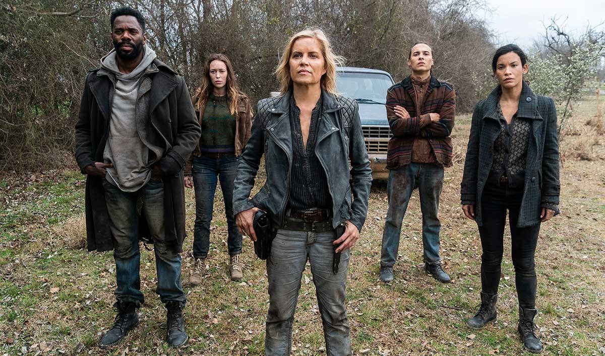 Fear the Walking Dead Cast Tease Whats Coming Next Season